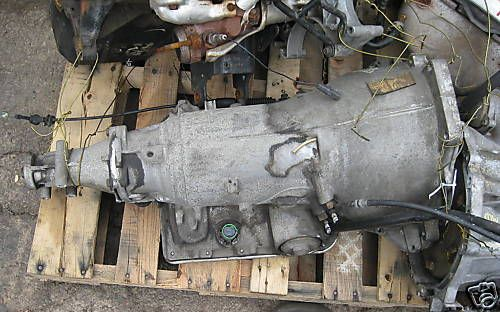 CAMARO FIREBIRD AUTO AUTOMATIC TRANSMISSION 3.4L 4L60E 4 SPEED V6