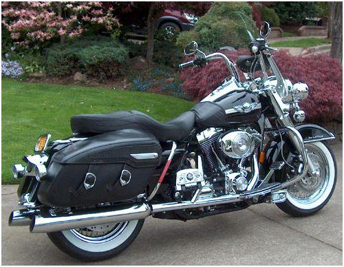 10 Ape Hangers Kit For Harley Davidson Road King 96 06