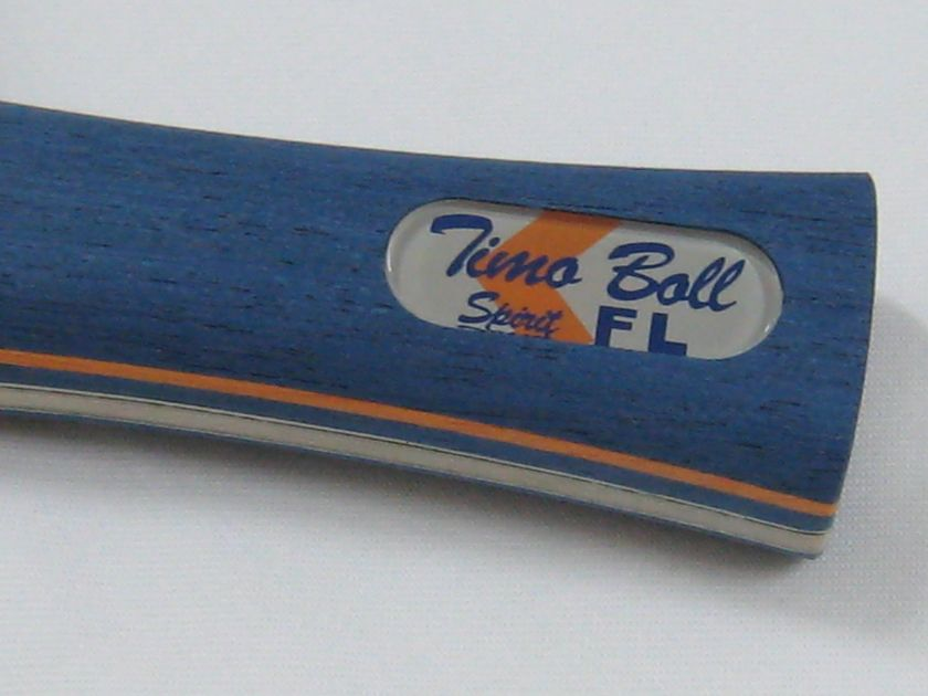 Butterfly Timo Boll Spirit Table Tennis Blade (OFF)