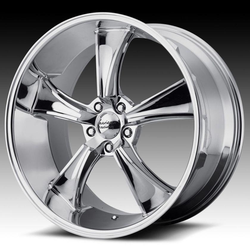 American Racing Wheels Rims Torq Chevy Ford BMW Dodge Chrome
