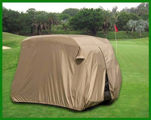passenger Golf Cart Car Cover up to 106 in length
