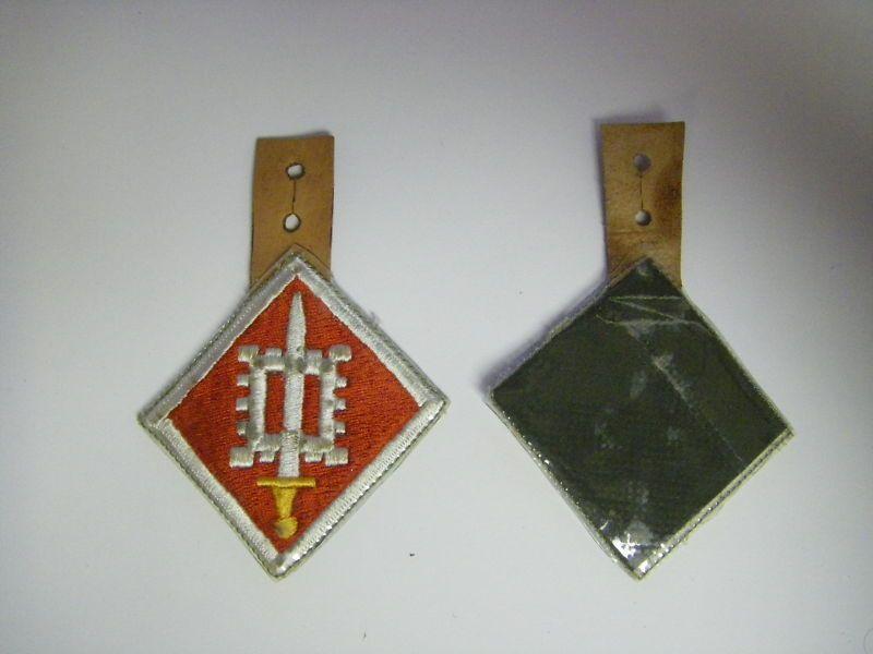 ph59 Vietnam US Army 18th Engineer Brgd Pocket Hanger